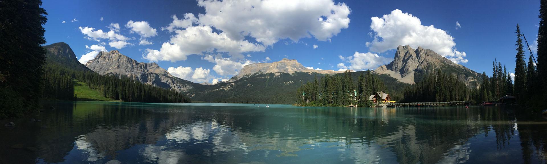 Crossing Canada – B.C. und Alberta