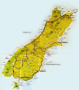 southislandmap