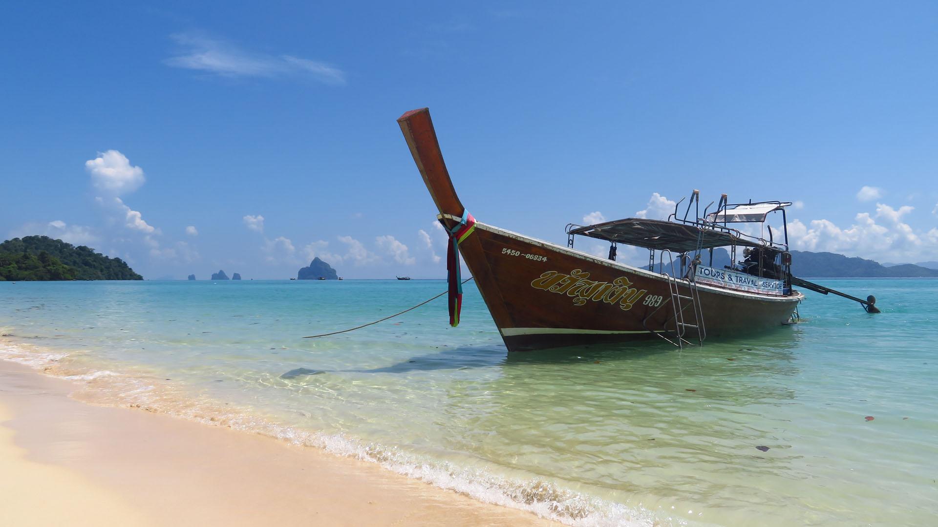 Thailand II – Ein sonniges Finale